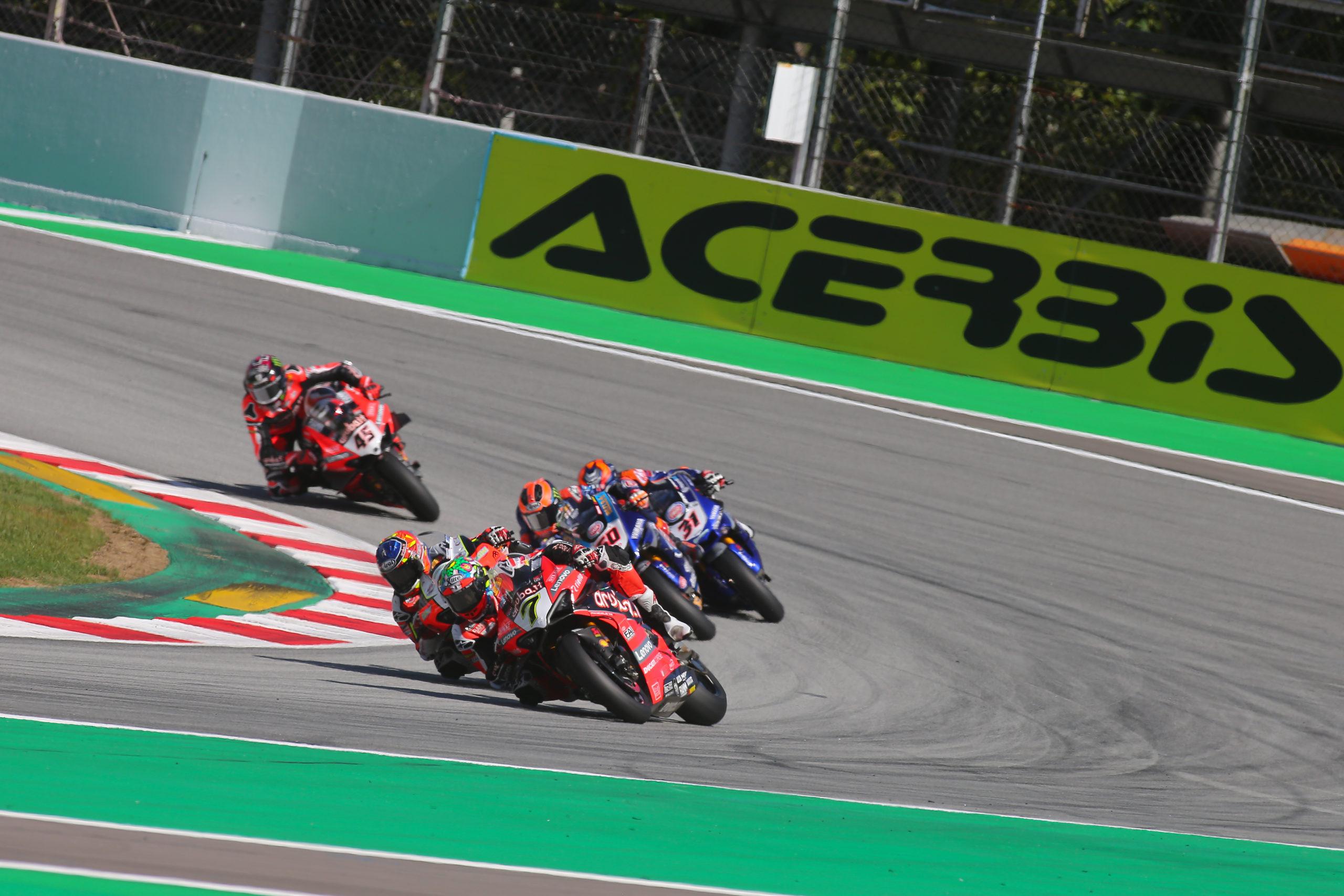 Ducati SBK Catalunya